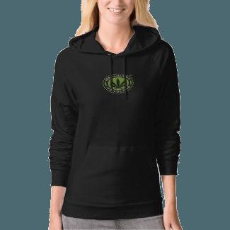 Women's – Marijuana Handlers™ Hoodie (Black)