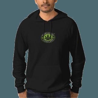 Men's – Marijuana Handlers™ Hoodie (Black)