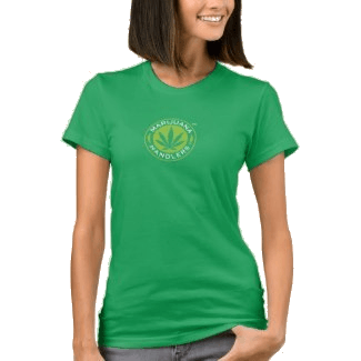 Women's – Marijuana Handlers™ T-Shirts (Green)